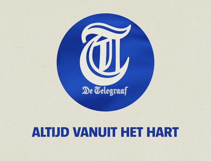 De Telegraaf – Altijd Vanuit Het Hart